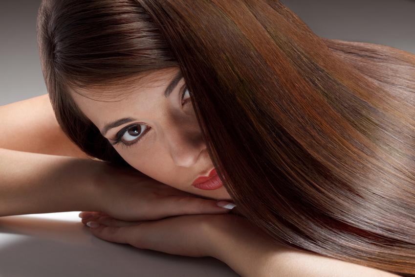 Squalan für die Haare